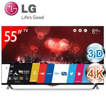 LG 55型 4K2K 3D 智慧型液晶電視  55UB850T