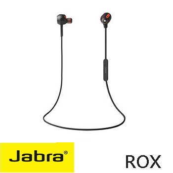Jabra ROX HiFi入耳式藍牙耳機(黑)