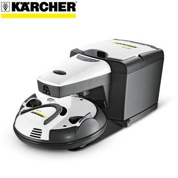 德國凱馳 KARCHER RC4000 智慧集塵機器人