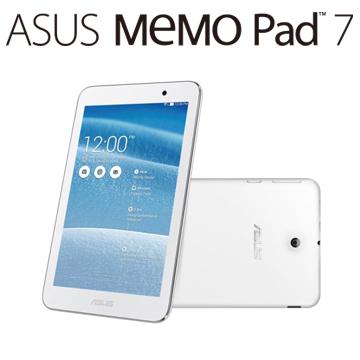 【16G】ASUS MeMO Pad ME176C WIFI 平板電腦 (白)
