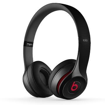 Beats Solo2耳罩式耳機-黑