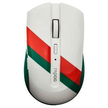 雷柏7200P 5G無線光學鼠-葡萄牙(世足限量)