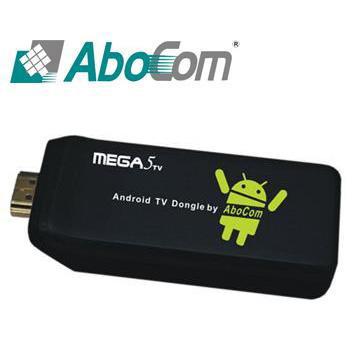 AboCom 雙核心影音智慧電視棒 A06S_5TV