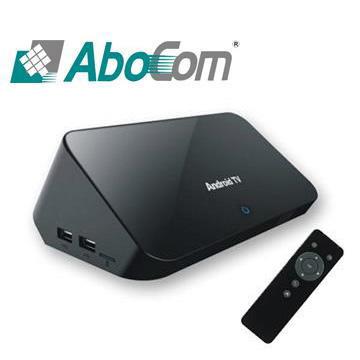 AboCom 四核心影音智慧電視盒 A36