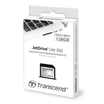 創見JetDriveLite350 128G MAC專用擴充卡