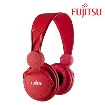 富士通MA-11手機專用耳機麥克風-紅