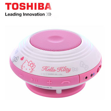 TOSHIBA Hello Kitty藍牙揚聲器