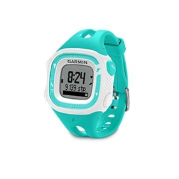 Garmin FR15三合一GPS運動健身跑錶-綠白