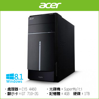 Acer TC-605 Ci5 1TB 四核獨顯