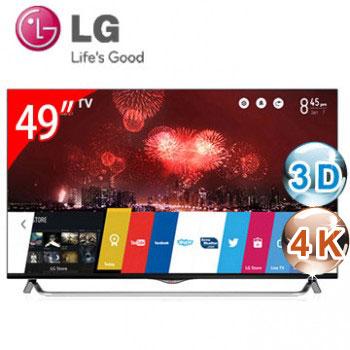 LG 49型 4K2K 智慧型液晶電視 49UB850T