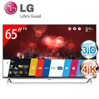 LG 65型 4K2K 3D 液晶電視