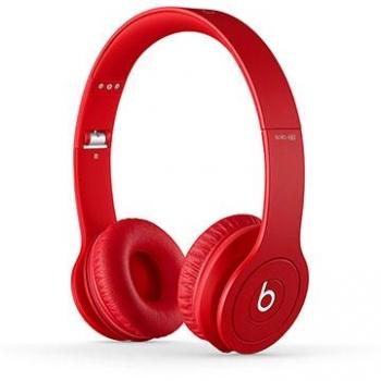 Beats NewColor Solo HD耳罩式耳機-新紅(140220001O)