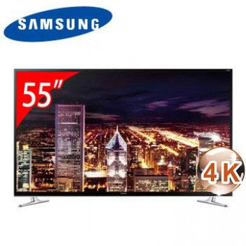 SAMSUNG 55型4K LED智慧型液晶電視 UA55HU6000WXZW