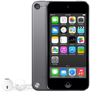 iPod Touch 5th 16GB SPACE GRAY