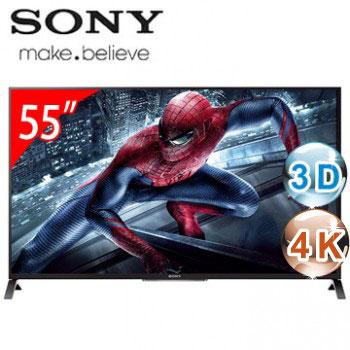 SONY 55型3D 4K智慧型連網電視 KD-55X8500B