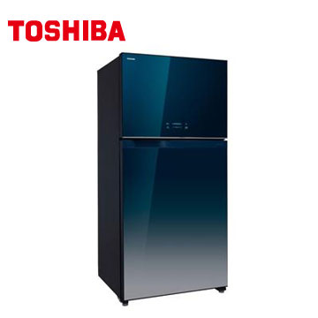 TOSHIBA 554公升雙門鏡面變頻冰箱