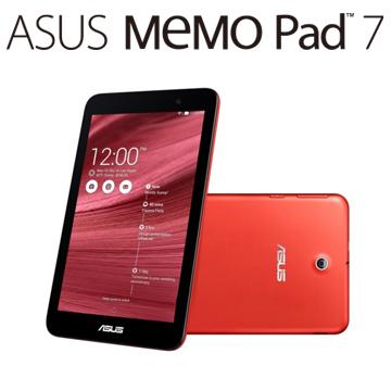 ASUS MeMO Pad ME176C 16G-WIFI 平板電腦 (紅)