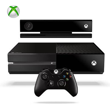 Xbox One Kinect 上市典藏版