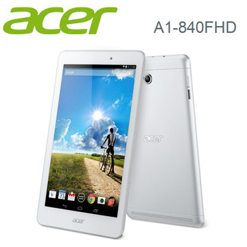ACER ICONIA A1-840 16G-WIFI/銀
