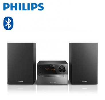 【福利品】PHILIPS 藍牙/USB組合音響