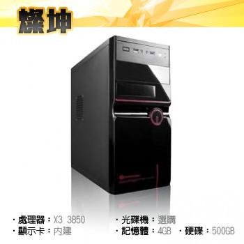 AMD 超值四核機