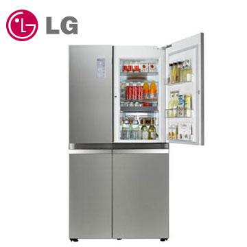 LG 825公升門中門對開冰箱