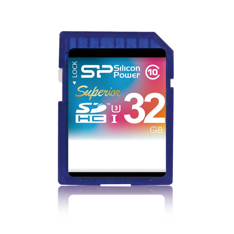 【U3】廣穎Superior SDHC 32G記憶卡