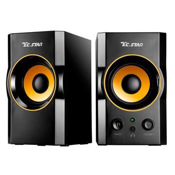 連鈺USB2.0多媒體喇叭TCS2423