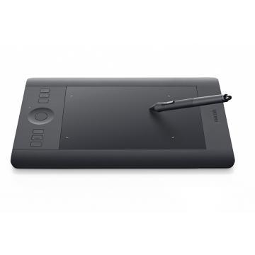 Wacom Intous Pro專業版 Touch(M)繪圖板-黑