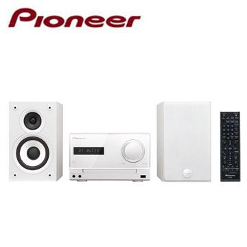 Pionner 3i/藍牙 組合音響 X-CM32BT-W