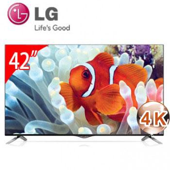 LG 42型 4K2K 智慧型液晶電視 42UB820T