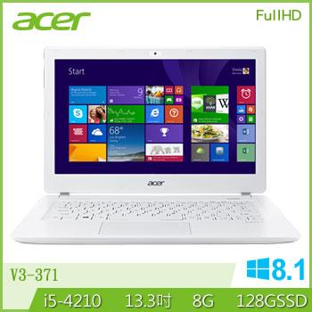 ACER 四代i5輕薄FHD筆電