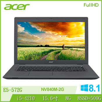 ACER 4代i5 2G獨顯FHD筆電