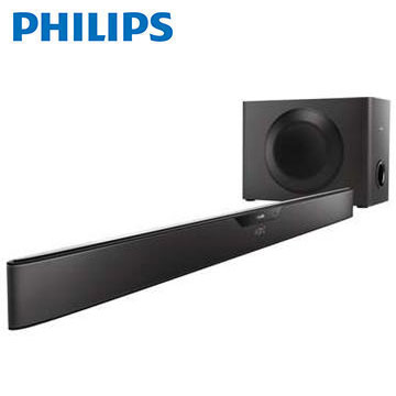 PHILIPS NFC/藍牙微型劇院Sound Bar  HTL6140B