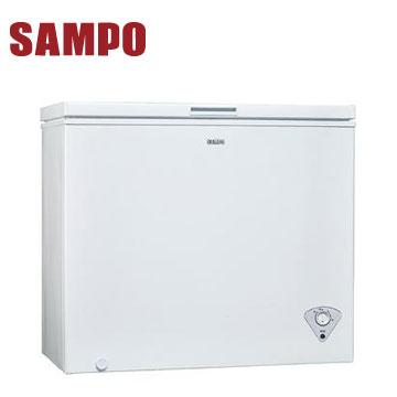 聲寶200公升冷凍櫃