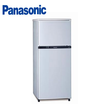 Panasonic 130公升雙門冰箱