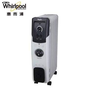 惠而浦9片機械式葉片式電暖器