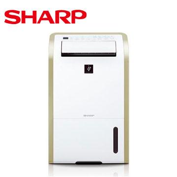 SHARP 13公升清淨除濕機(DW-E13HT-W)