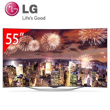 LG 55型 曲面OLED電視 55EC930T