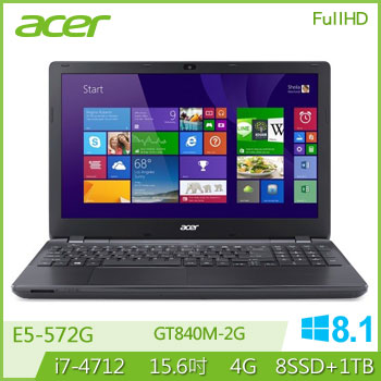 ACER 4代i7 2G獨顯FHD筆電