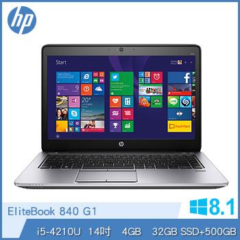 HP 840G1 Ci5 HD8750 輕薄獨顯筆電