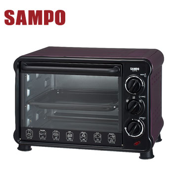 聲寶18L電烤箱