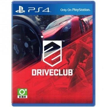 PS4-駕駛俱樂部 中文版