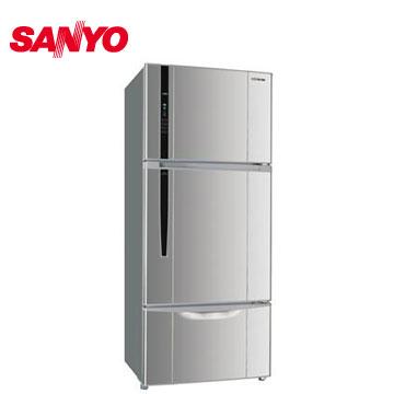 三洋528公升節能變頻三門冰箱