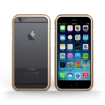 Deason.iF iPhone 6 磁吸式鋁合金邊框-金