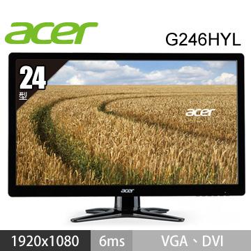 ACER G246HYL 24型 IPS