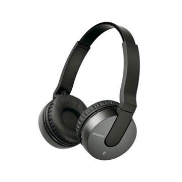 SONY MDR-ZX550BN 無線降噪耳罩式耳機 (黑)