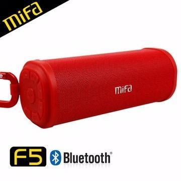 MiFa藍牙揚聲器  F5-RD(紅色)