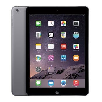 【128G】iPad Air 2 Wi-Fi 太空灰