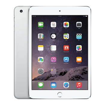 iPad mini 3 Wi-Fi 64GB SILVER